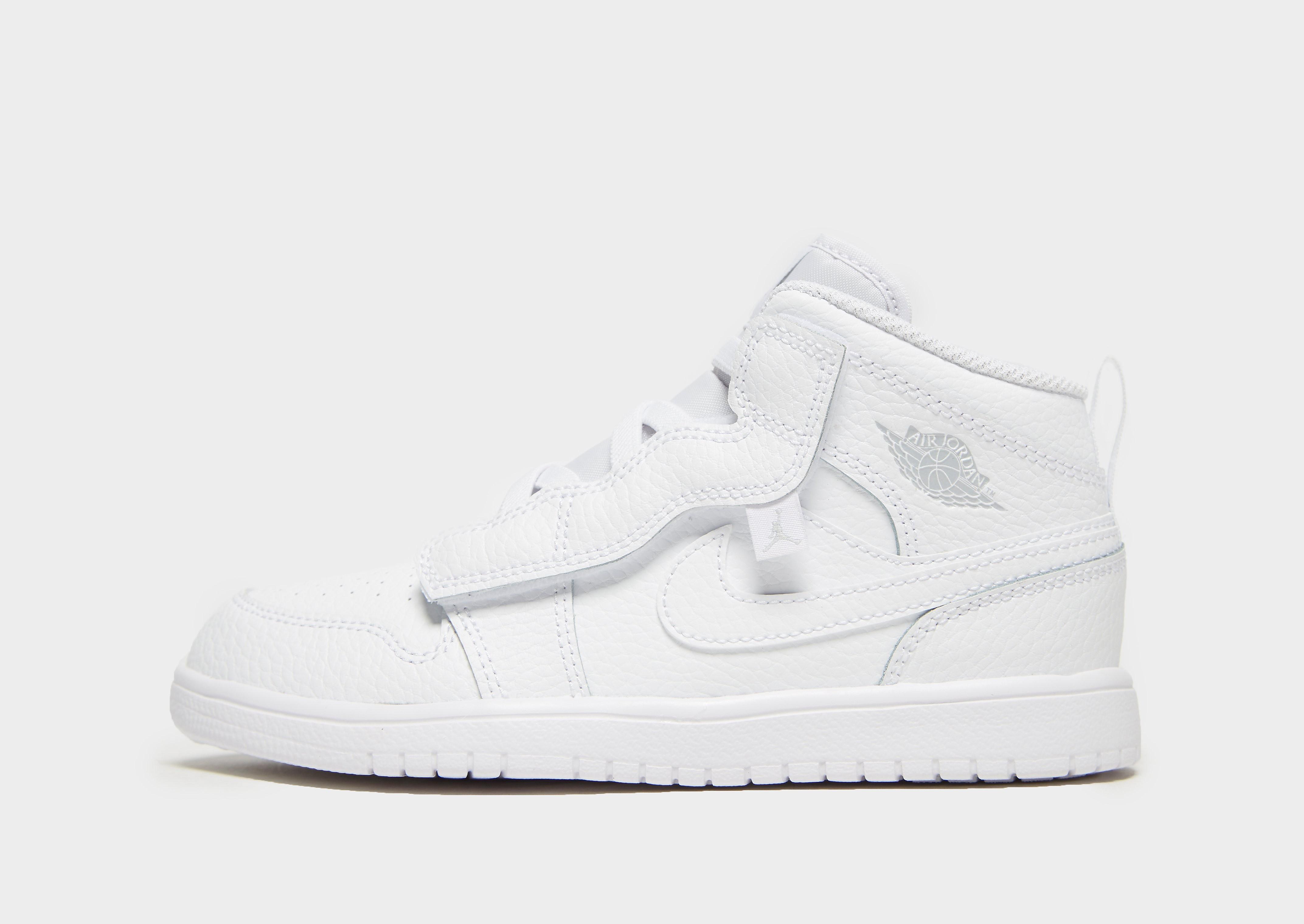 Jordan kindersneaker wit