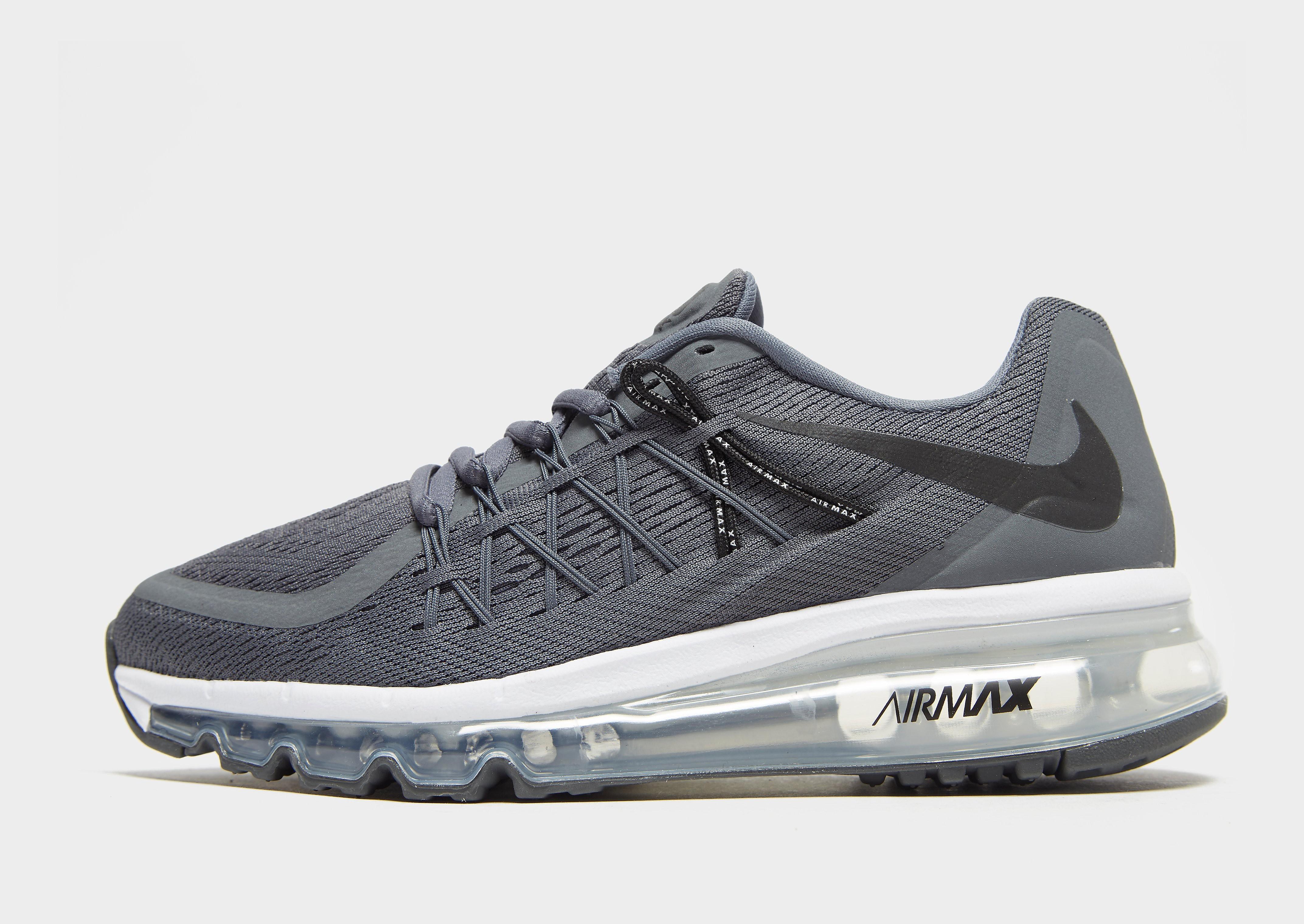 Nike Air Max 2015 kindersneaker grijs
