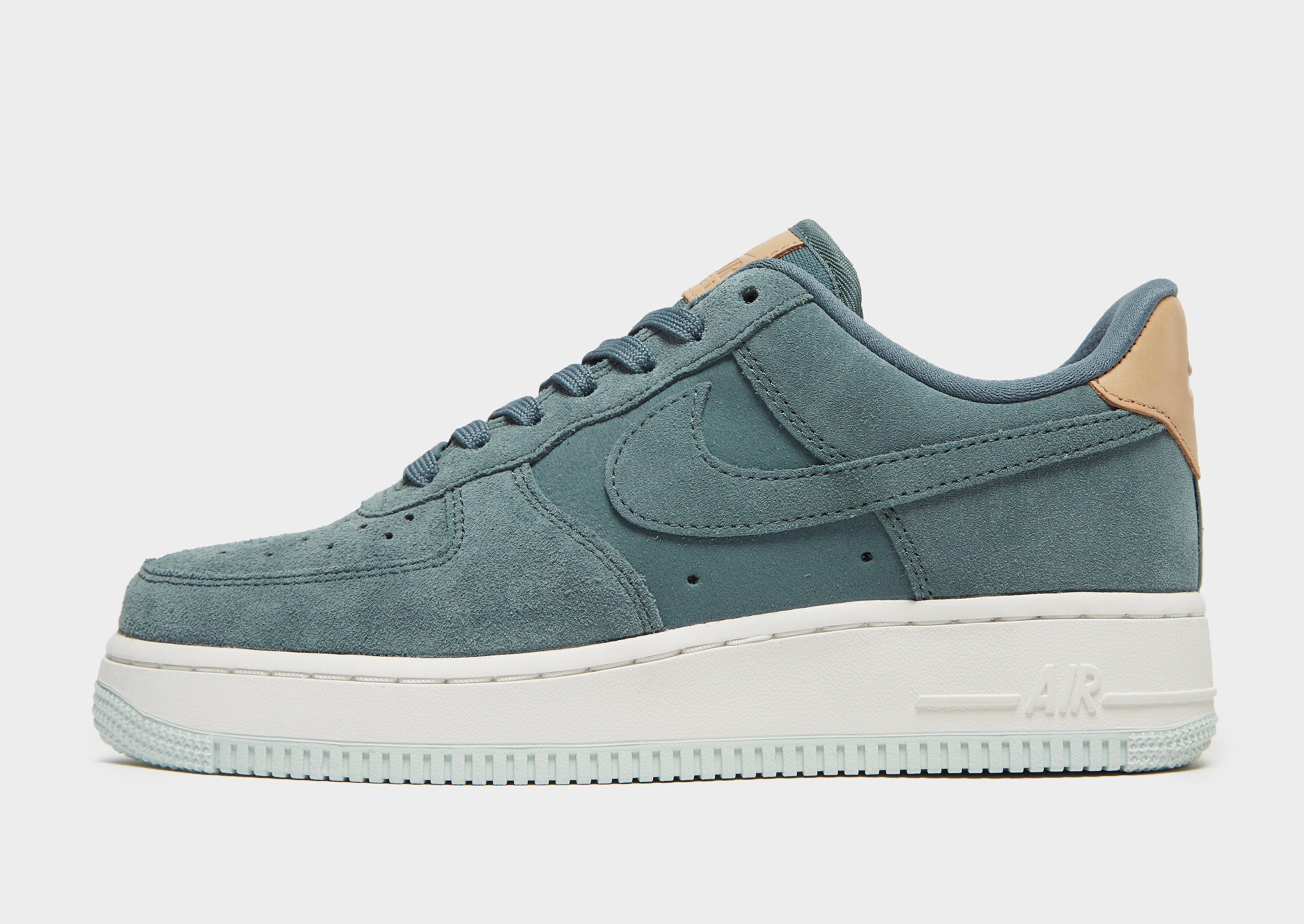 Nike Air Force 1 Premium Dames - Groen - Dames