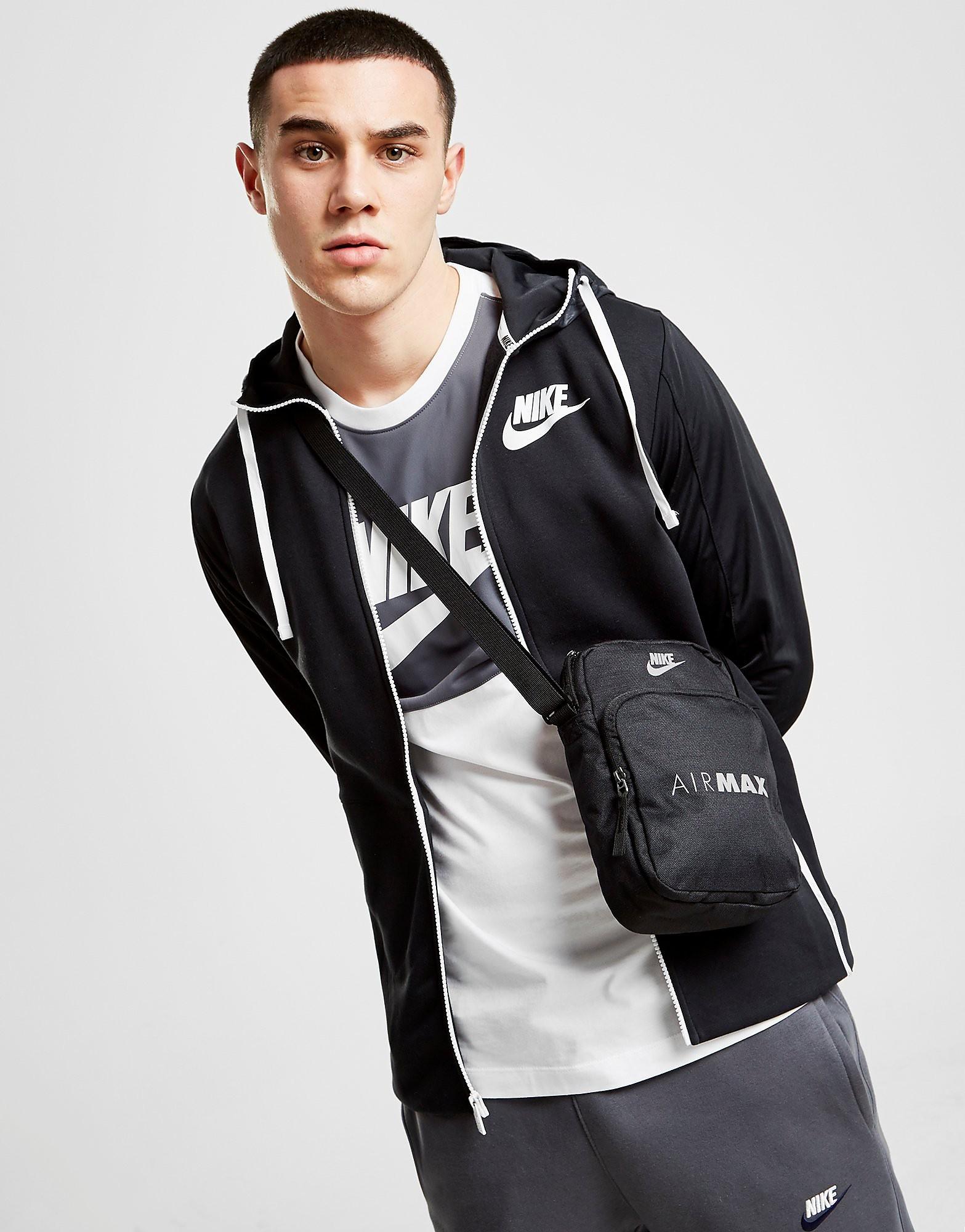 Nike Air Max Cross-Body Bag - Zwart - Heren