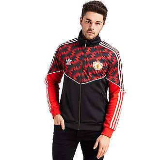 adidas Originals Manchester United FC Track Jacket