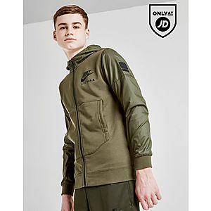 Nike Air Max Full Zip Hoodie Junior ... bc1d2b0a86820