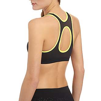 Shock Absorber Active Zip Plunge Sports Bra