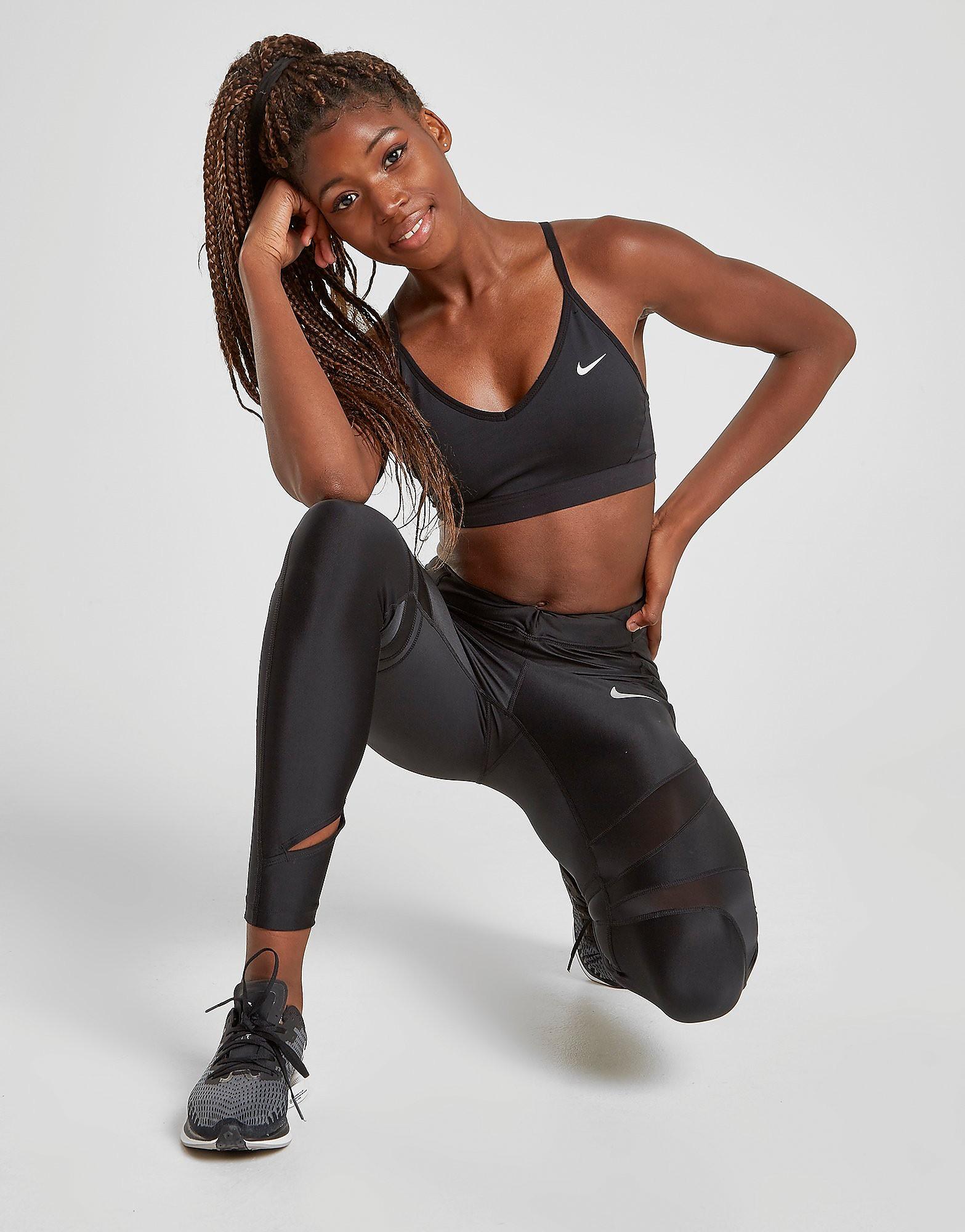 Nike Training Indy Bra Dames Zwart Dames Zwart
