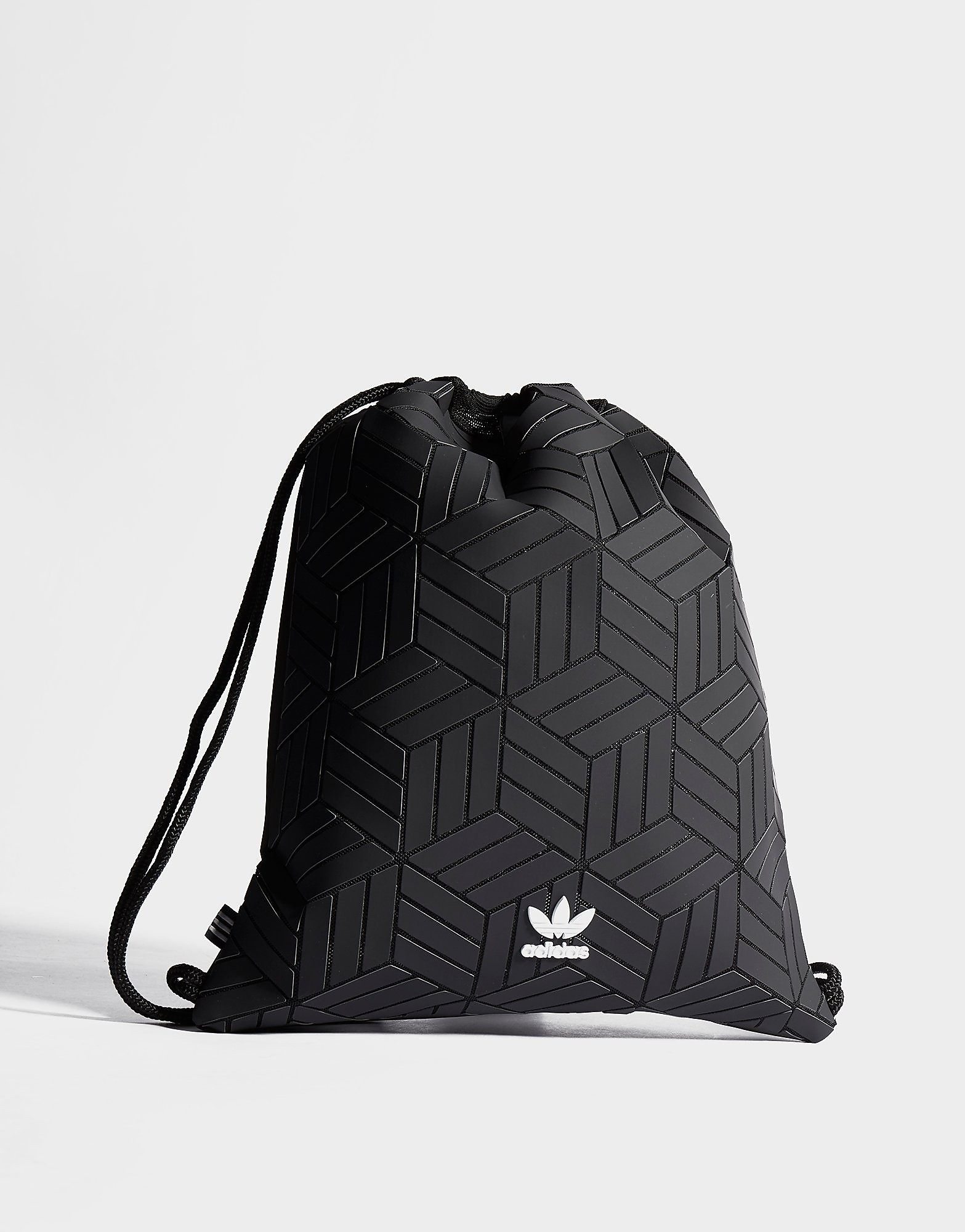 Adidas sporttas zwart en wit
