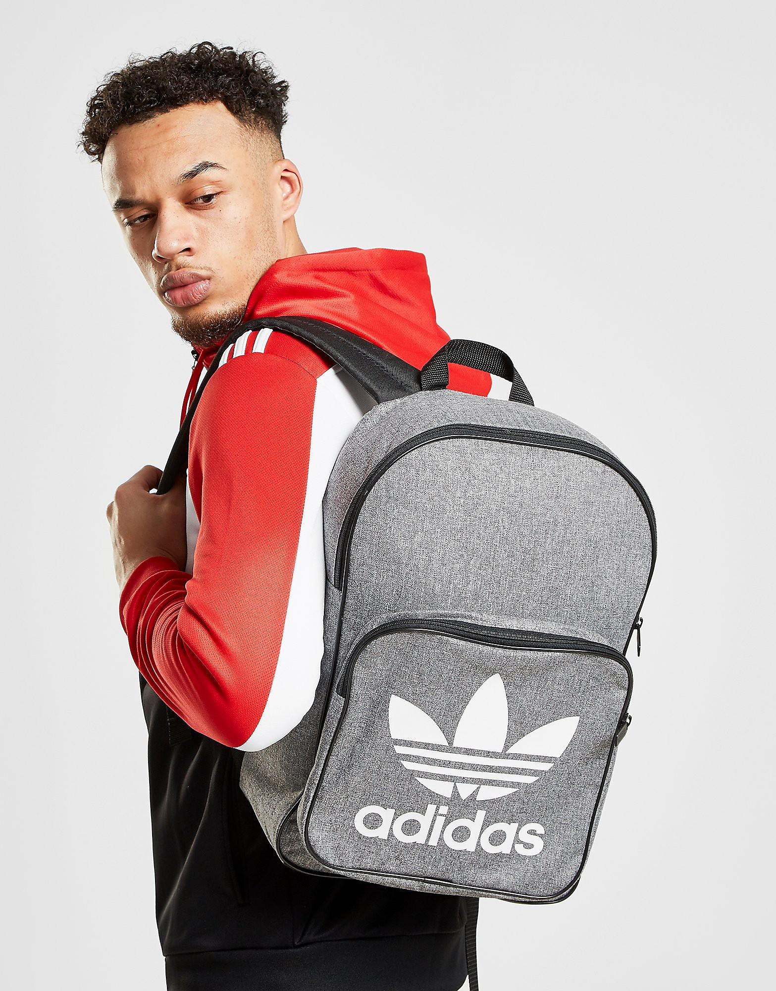 Adidas rugzak zwart, grijs en wit