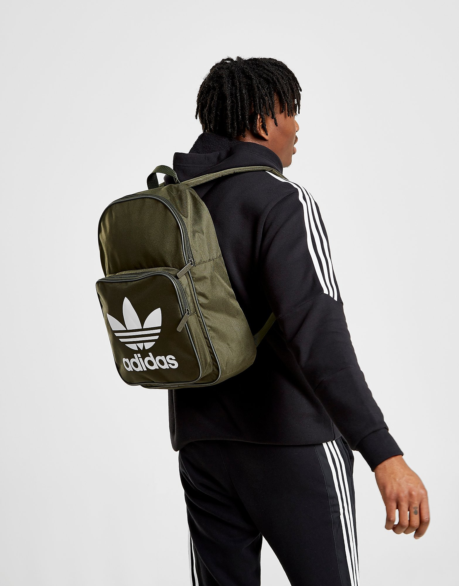 Adidas sporttas groen