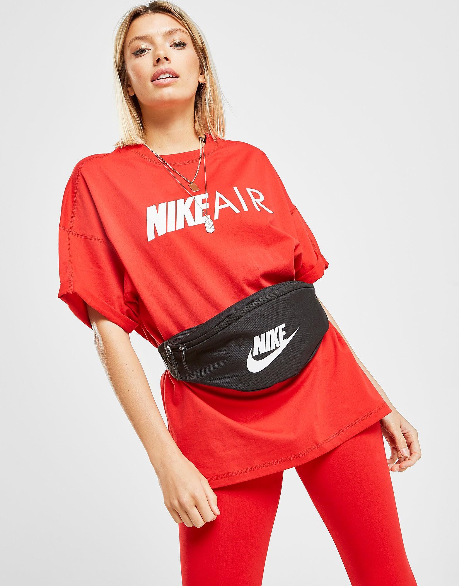 Nike Air Boyfriend T-Shirt Dames - alleen bij JD - Rood - Dames