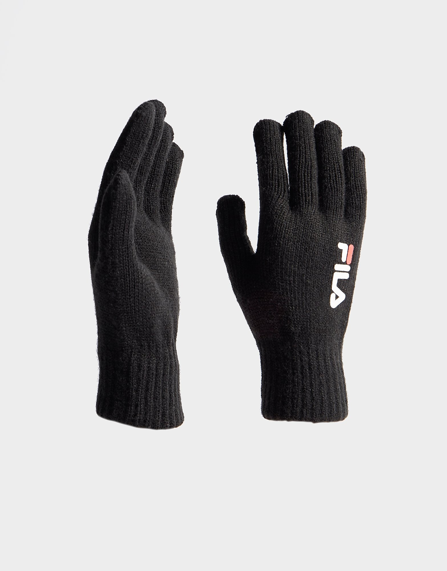 Fila Knit Gloves - Zwart - Heren