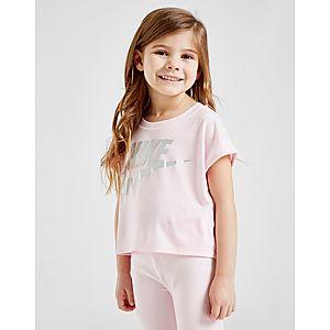 14158bfb9598 Nike Girls  Boxy Short Sleeve T-Shirt Children ...