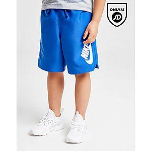 Nike Sportswear Woven Shorts Children ... fe32d9aa8