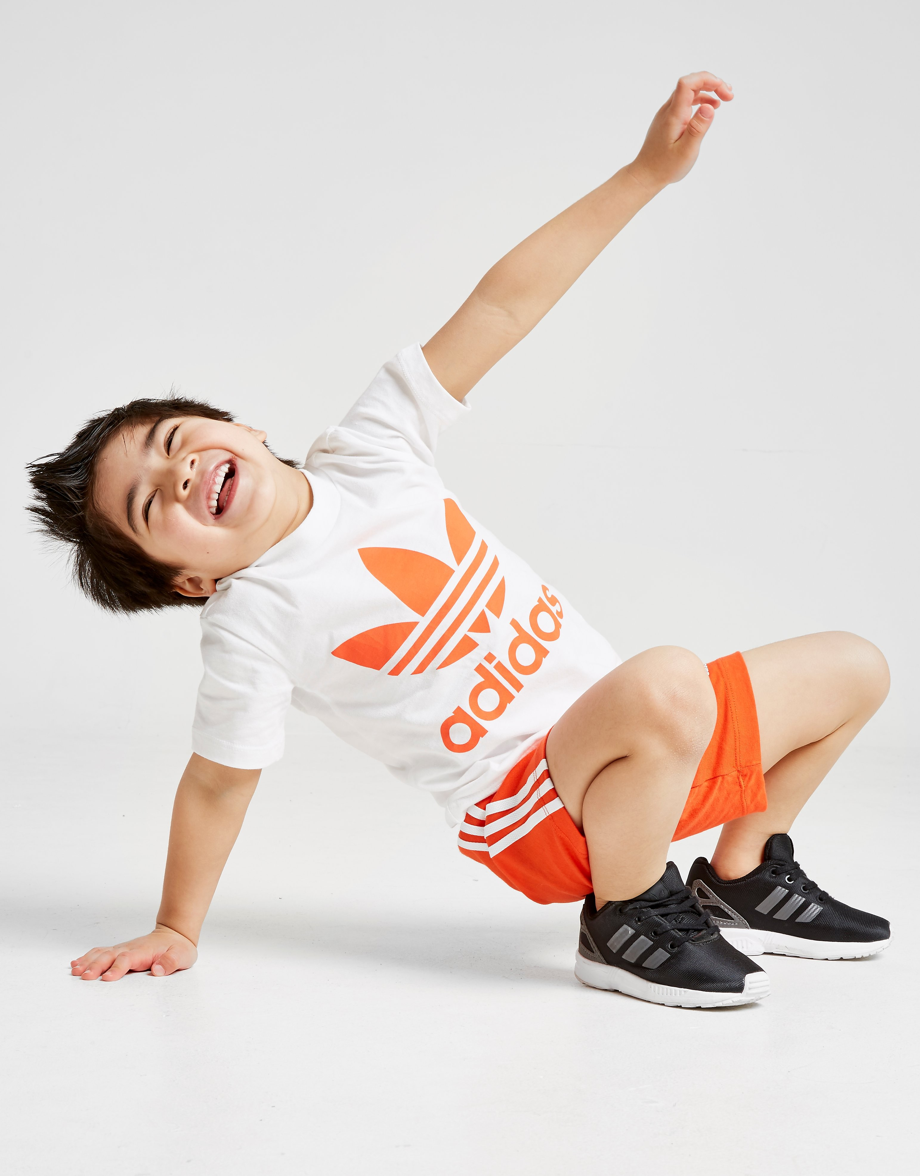 adidas Originals Adicolour T-Shirt Infant - Wit - Kind