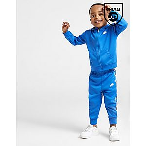 bb41e32fc698f ... Nike Repeat Tape Poly Full Zip Suit Infant