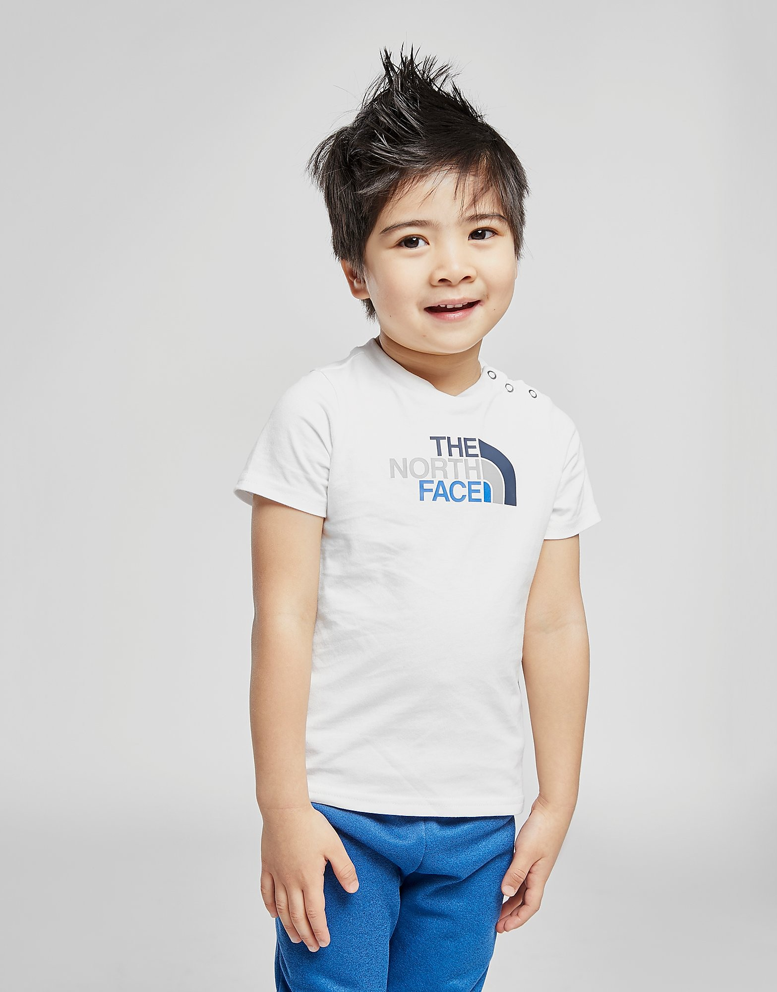 The North Face Easy T-Shirt Baby's - Wit - Kind