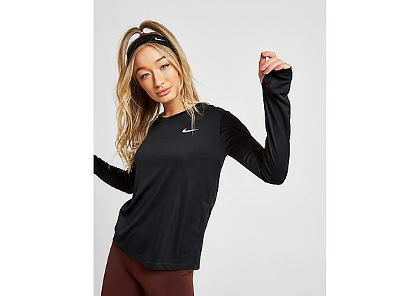 Ropa deportiva Mujer Nike camiseta de manga larga Running Miler