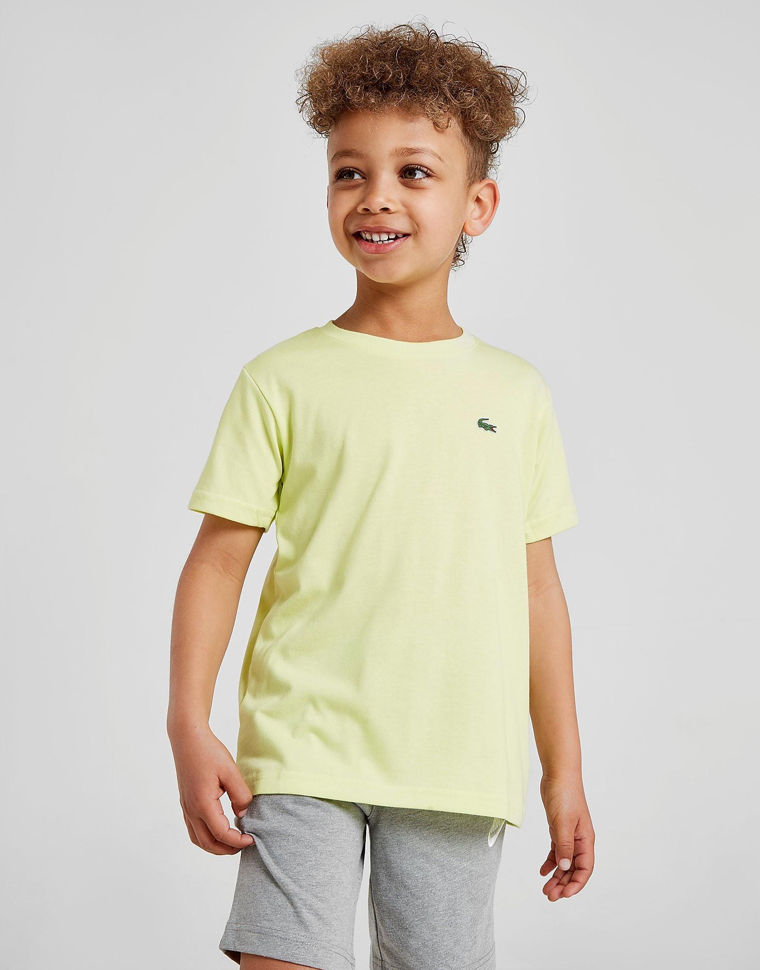 Lacoste Small Logo T-Shirt Kinderen - alleen bij JD - Groen - Kind