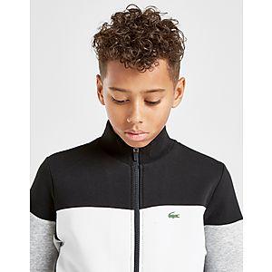 9d58fa9ee10b Lacoste Colour Block Fleece Tracksuit Junior Lacoste Colour Block Fleece  Tracksuit Junior