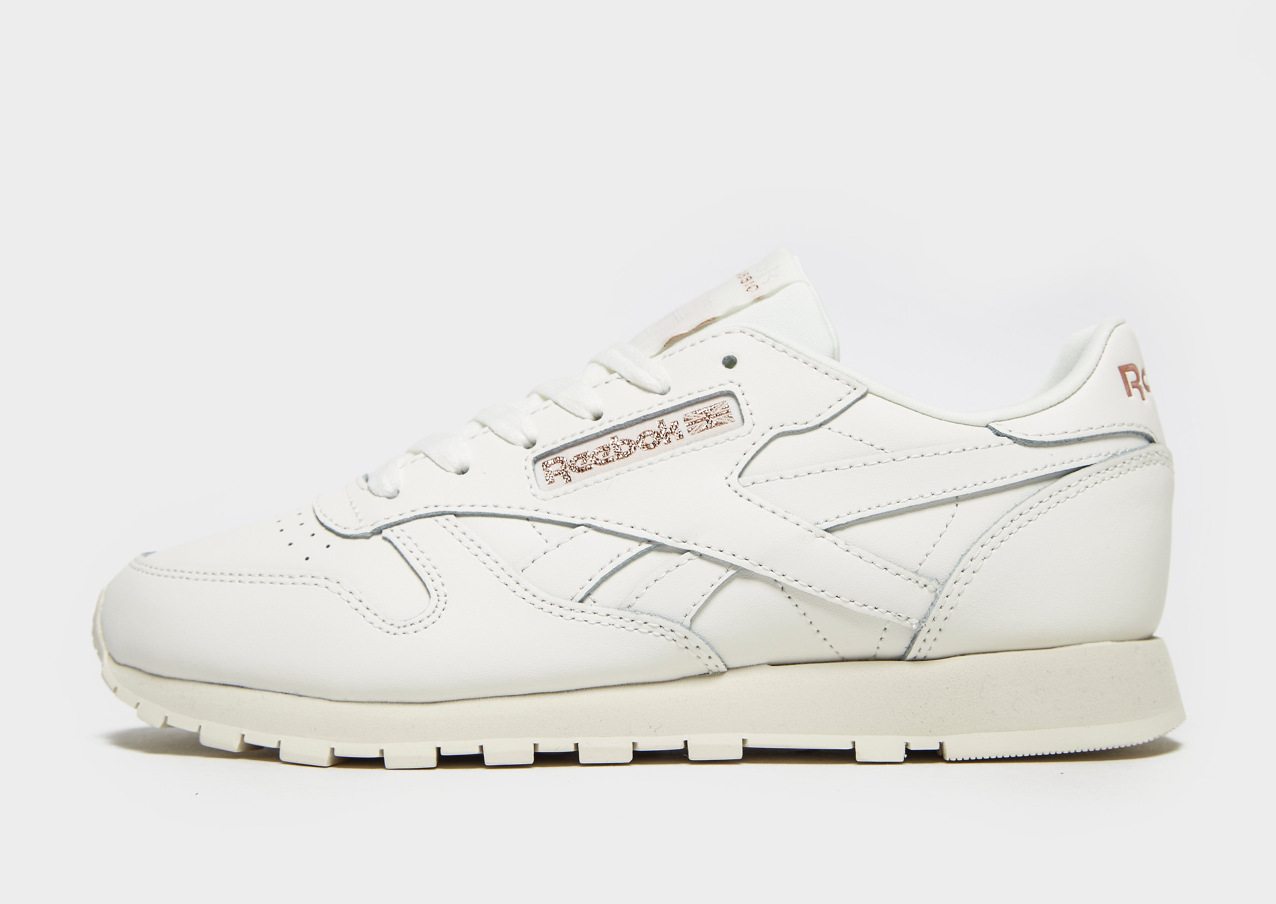 Reebok Classic Leather Dames - Wit - Dames