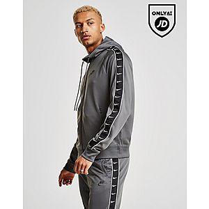 Nike Tape Full Zip Hoodie ... 20b7104b3