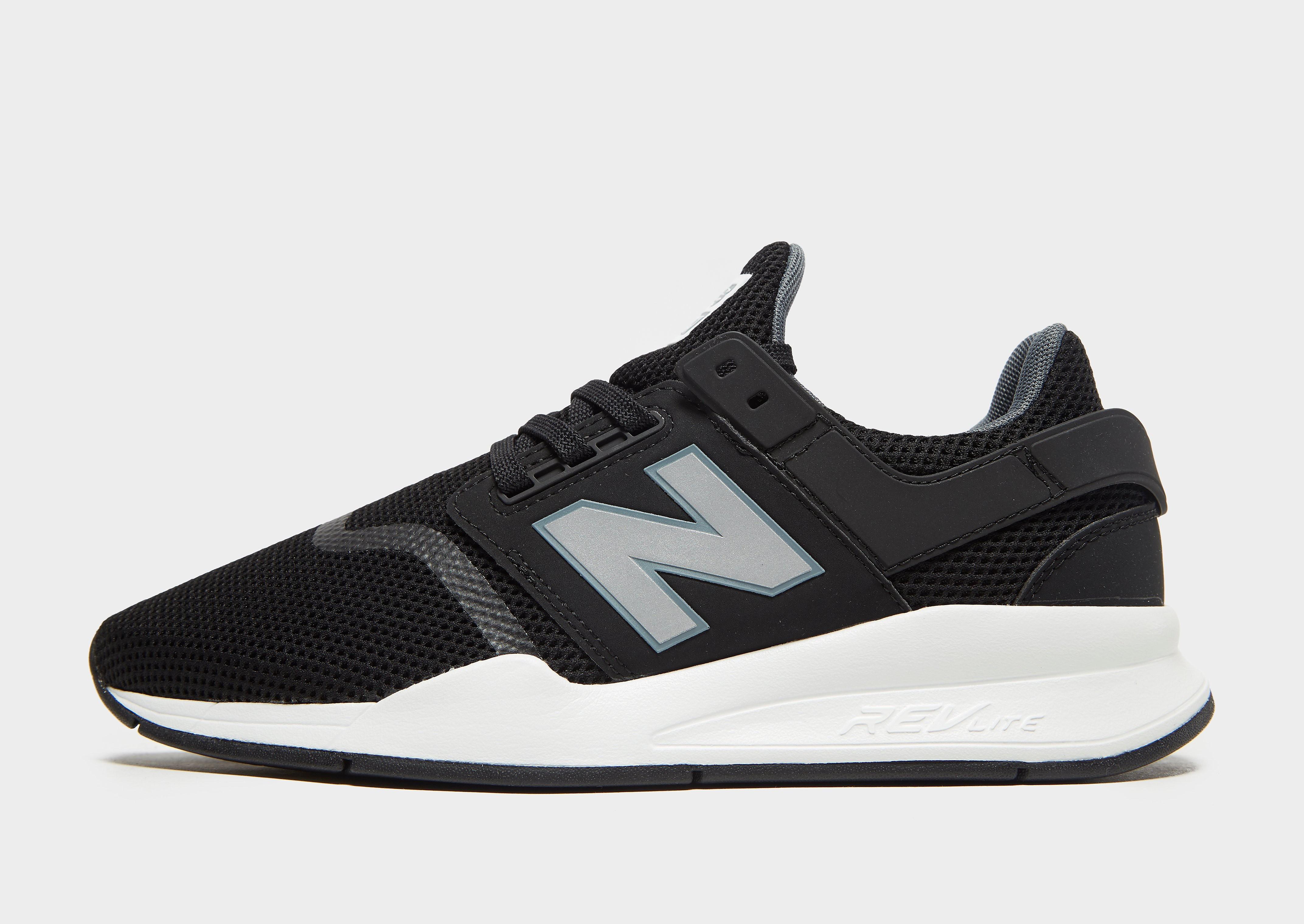 New Balance 247 - Zwart - Heren