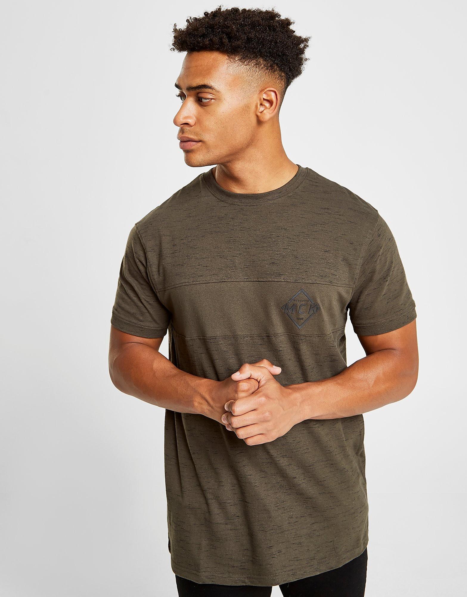 McKenzie Lenny T-Shirt Heren - alleen bij JD - Khaki - Heren