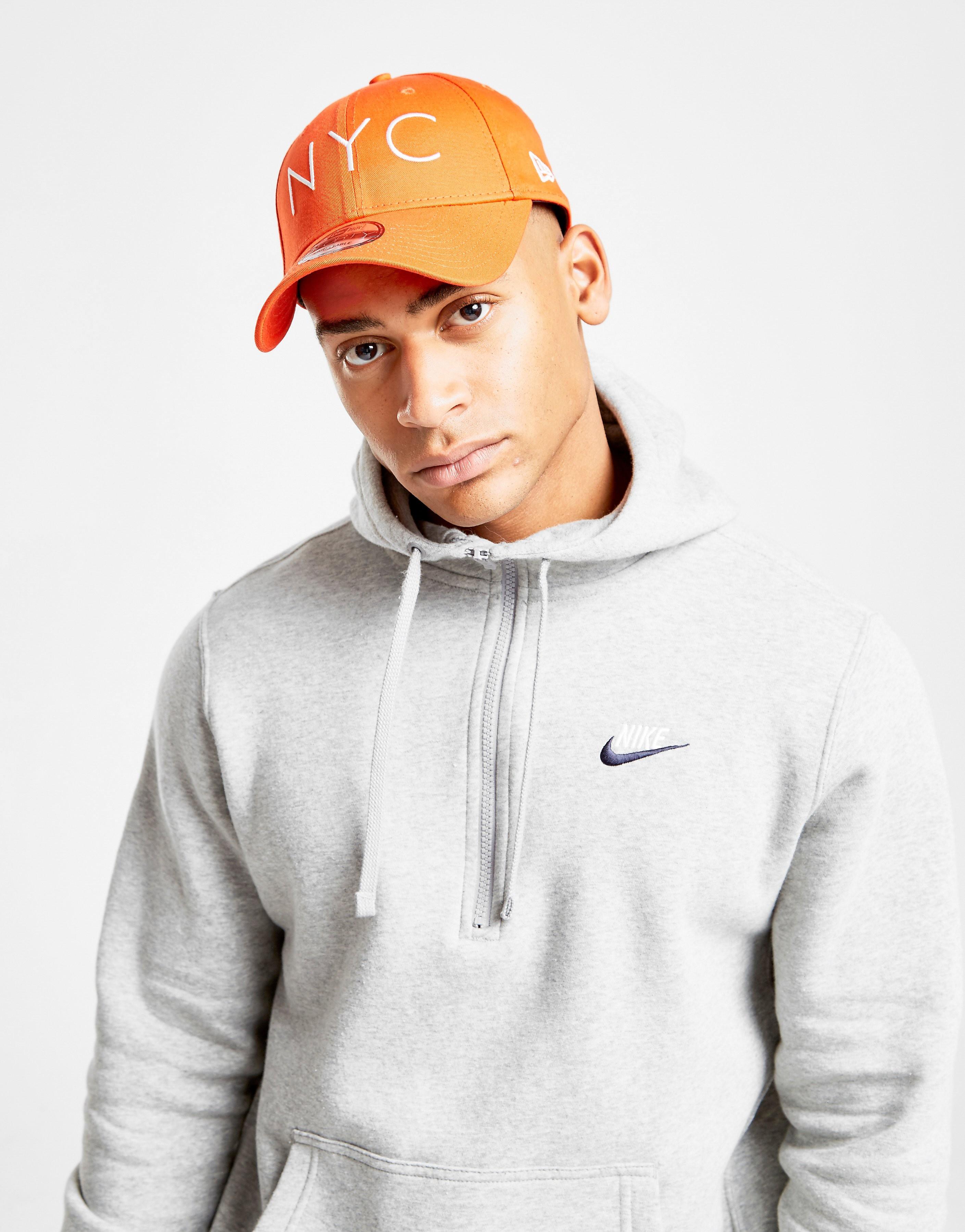 New Era 9FORTY NYC Cap - Oranje - Heren