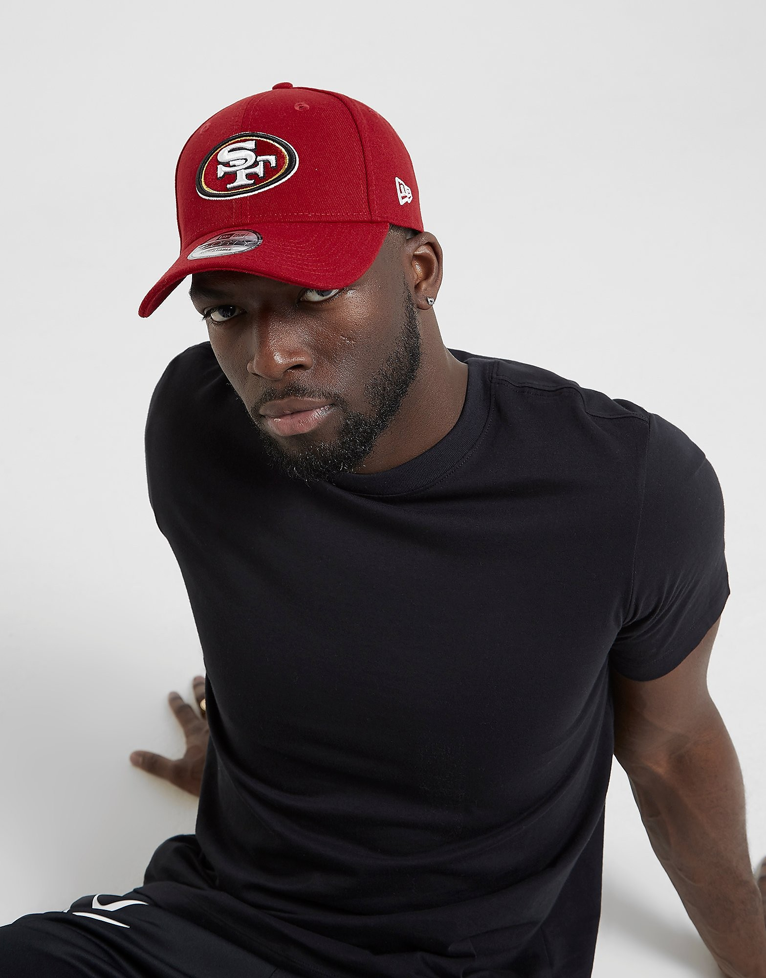 New Era NFL San Francisco 49ers 9FORTY Cap - Rood - Heren