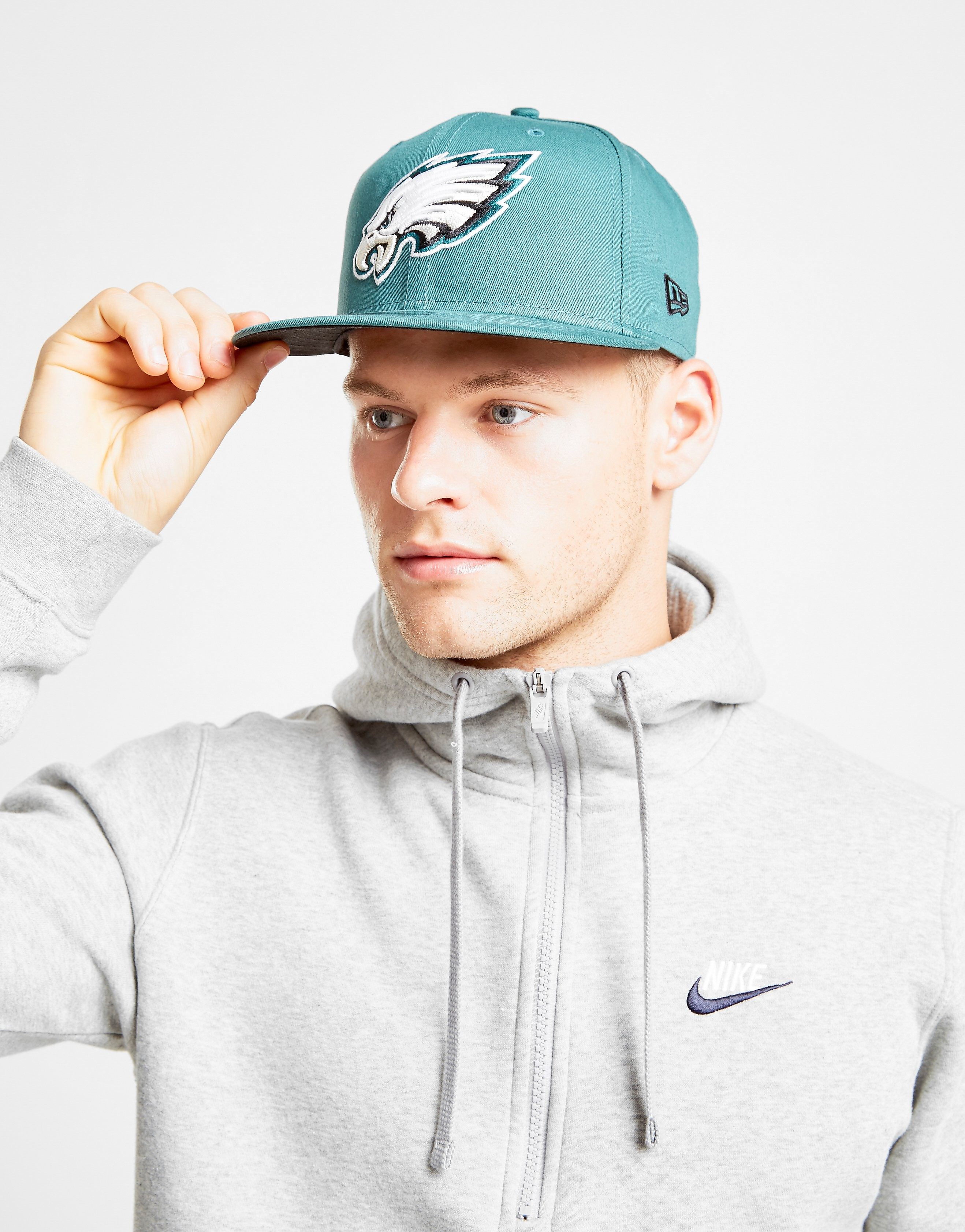 New Era NFL Philadelphia Eagles 9FIFTY Cap - Groen - Heren