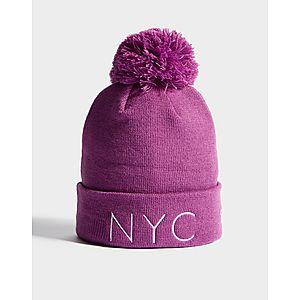 ... New Era Pom New York City Beanie 1dde54b92