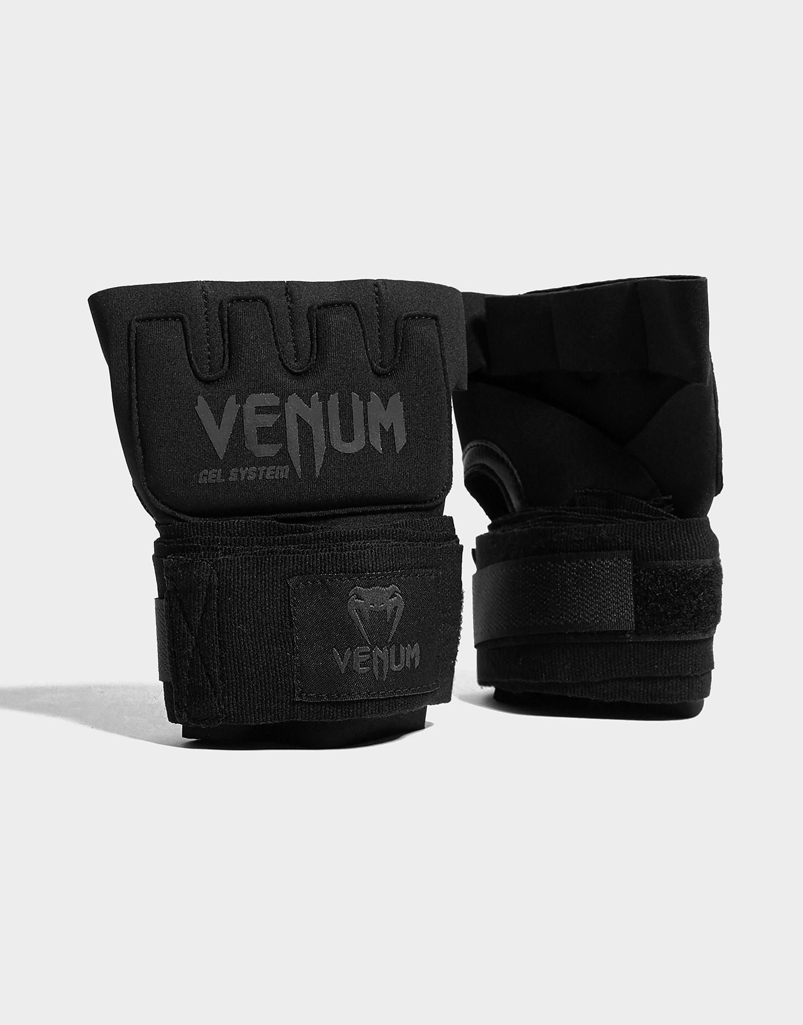 Venum Gel Glove Wraps - Zwart - Heren