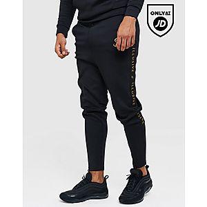 ILLUSIVE LONDON Tape Fleece Track Pants Junior ... d0cb79332