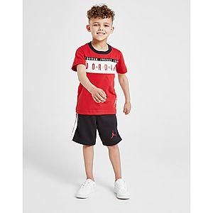 Jordan Air T-Shirt Shorts Sert Children ... aaa6ceea1