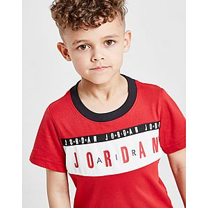 fbd6d812a551 Jordan Air T-Shirt Shorts Sert Children