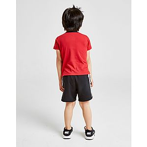 34756a26268795 ... Jordan Air Tape T-Shirt Shorts Set Infant