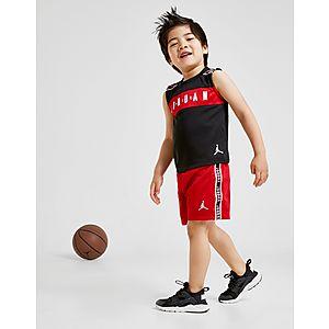a127678a62 Jordan Tape Muscle Vest Shorts Set Infant ...