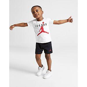 finest selection 5ea1c 08e37 Jordan Air T-ShirtShorts Set Infant ...