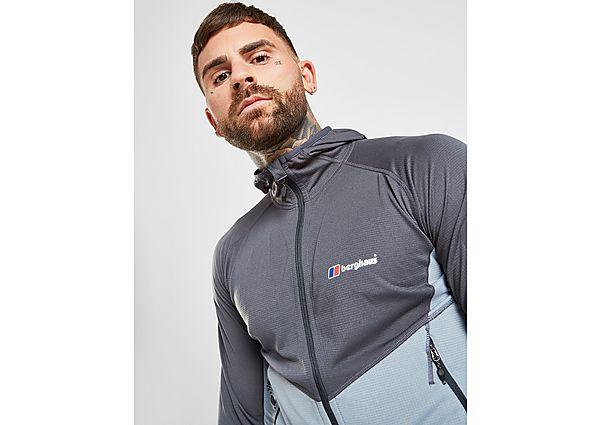Berghaus chaqueta con capucha Pravitale 2.0 Extreme, Light Grey