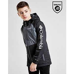 7f99a4d4b94b Columbia Sleeve Logo Lightweight Jacket Junior ...