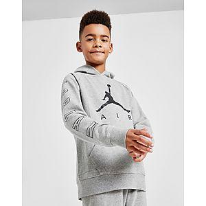 f61b7112d901 Jordan Air Fleece Hoodie Junior ...