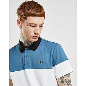e7ac14c7a421c8 Lacoste Tri Colour Block Polo Shirt ...