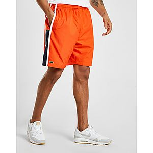 ffb2db133f Lacoste Footing Colour Block Shorts Lacoste Footing Colour Block Shorts