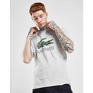 2ee8082d1cb6f Lacoste Large Crocodile Logo Vintage T-Shirt ...