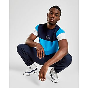 0a6b608e812 Lacoste Colour Block Short Sleeve T-Shirt ...