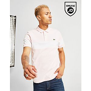 6805f359 Lacoste Alligator Short Sleeve Polo Shirt ...