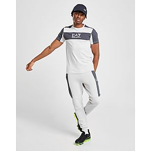 0736f6707bba75 ... Emporio Armani EA7 Sleeve Central T-Shirt