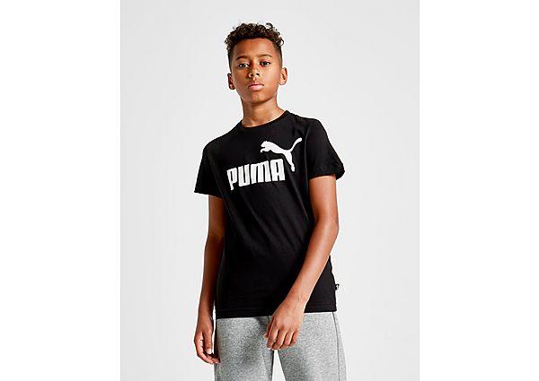 Comprar Ropa deportiva para niños online Puma camiseta Essential Logo júnior, White