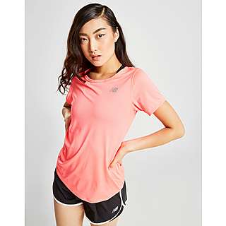 a2c2295f46336 New Balance Core Short Sleeve T-Shirt