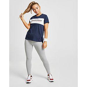 df5267748 Tommy Hilfiger Colour Block Logo T-Shirt ...
