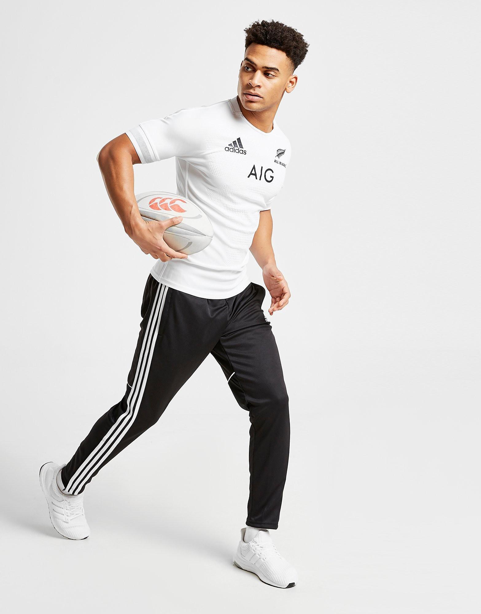 adidas New Zealand All Blacks 2019 Away Shirt PRE ORDER - Wit - Heren