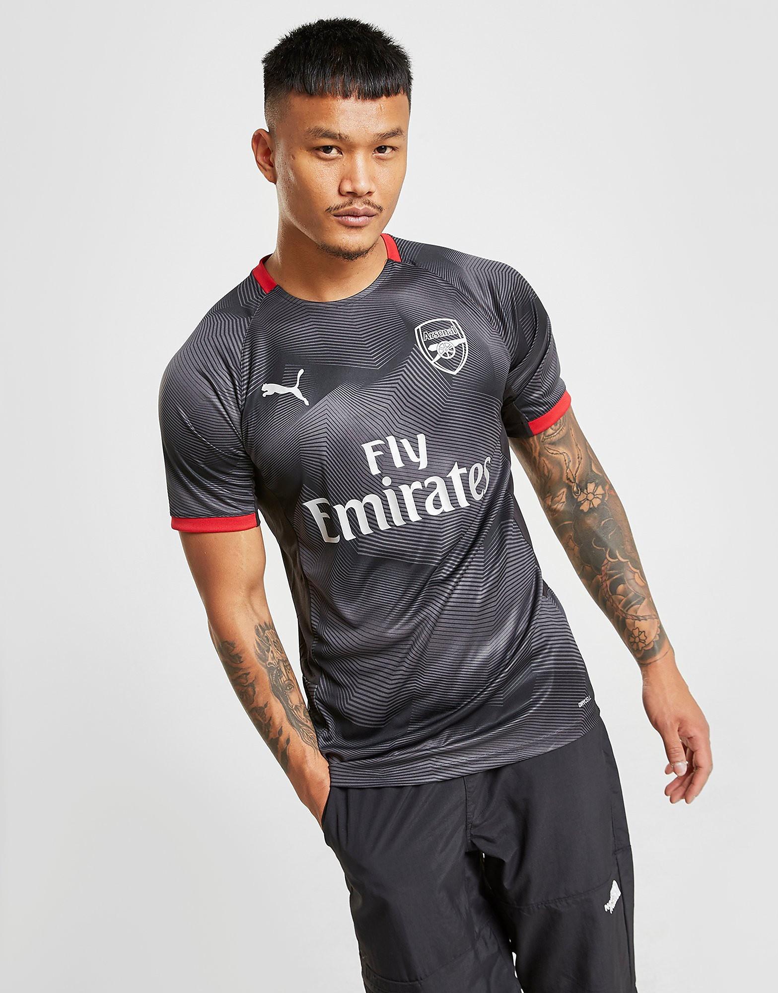 PUMA Arsenal FC Graphic Shirt - Grijs - Heren